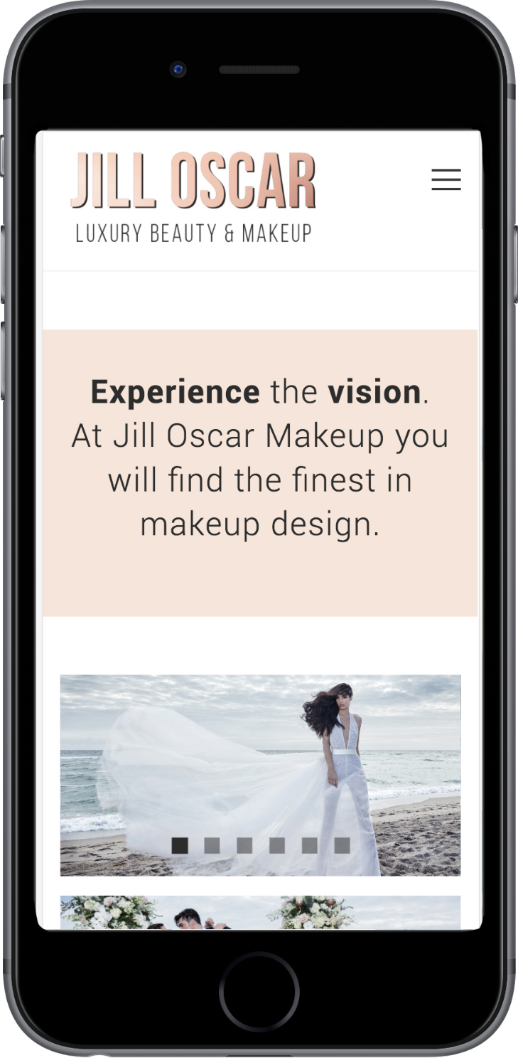 Jill Oscar iPhone