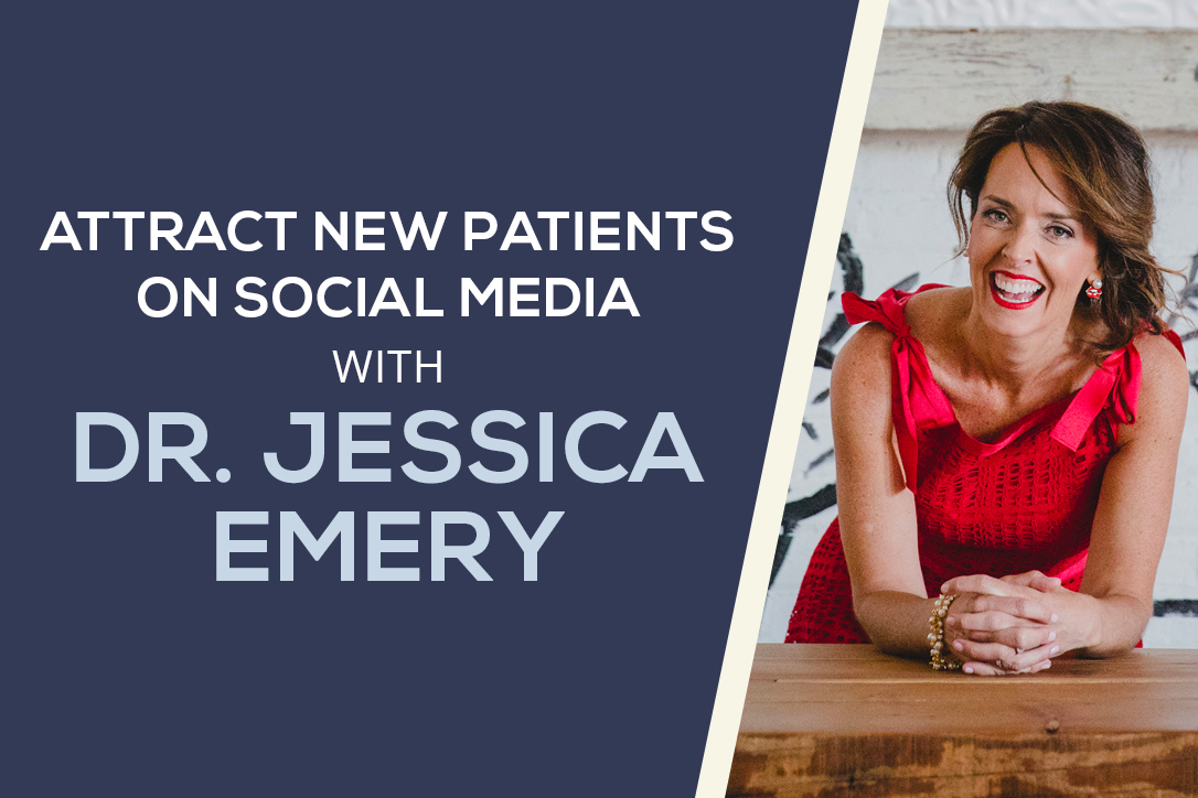 attract new patients on social media