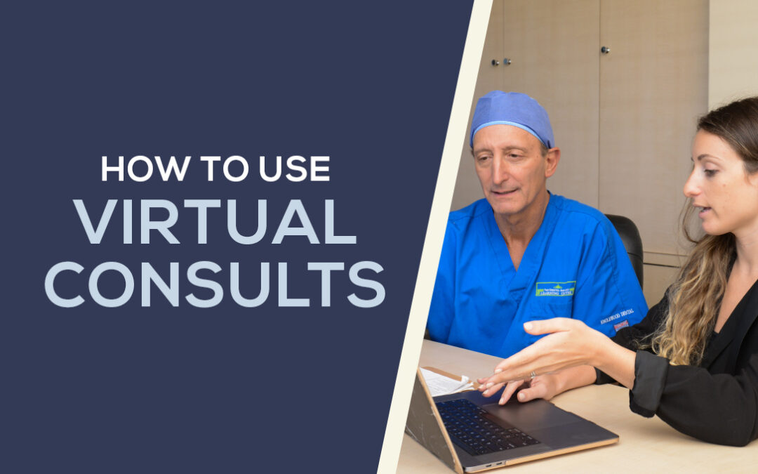 How to Use Virtual Consults